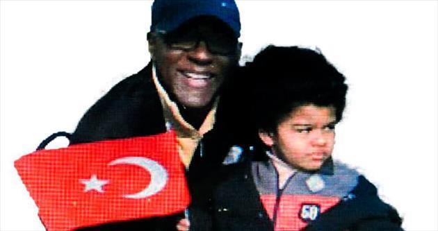 ABD'li baba kayıp oğlunu arıyor