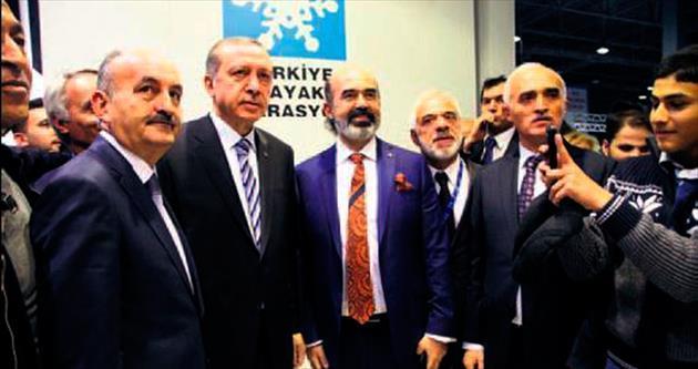 Erdoğan'ın desteğiyle hedef 2026 Olimpiyatları