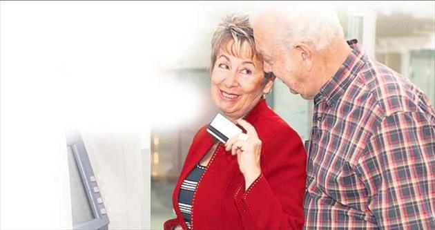 Emeklilik için kredi hazır