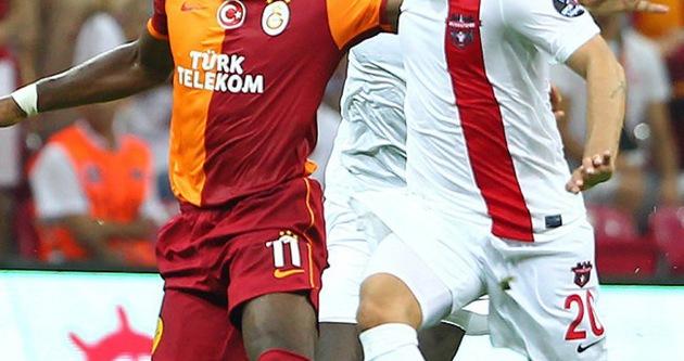 Galatasaray ile Gaziantepspor 57. kez