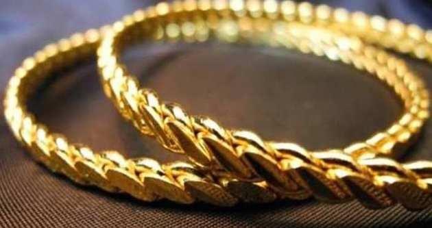 Baca deliğinde saklanan 18 bin liralık altın çalındı