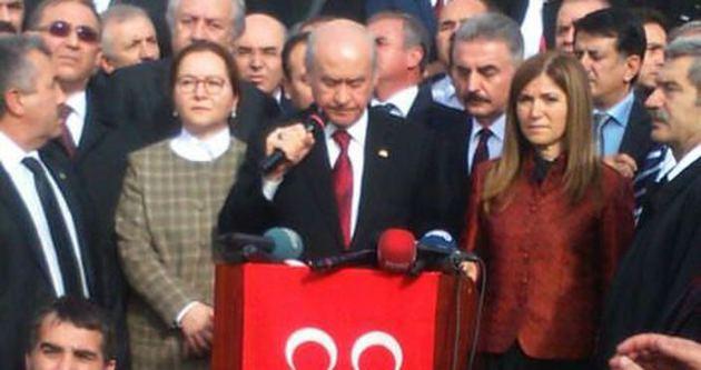 Devlet Bahçeli Tunceli'den dönüyor