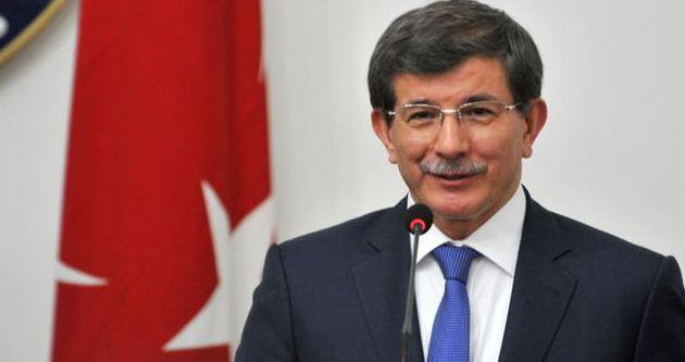 Davutoğlu'ndan 'Bahçeli'nin Tunceli ziyareti' açıklaması