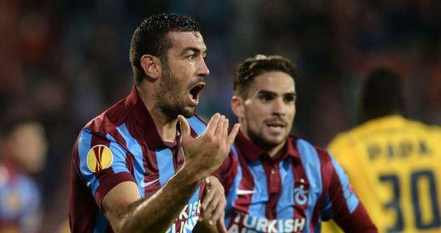 UEFA'dan Trabzonspor'a övgü