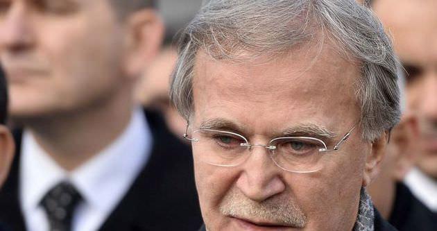 Mehmet Ali Şahin, gözyaşlarını tutamadı