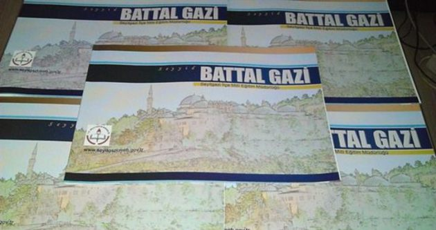 Battal Gazi Dergisi yayında