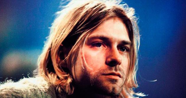 Cobain'in canı sıkılınca...