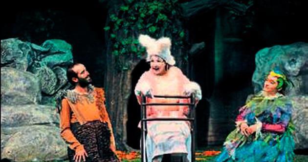 Tiyatro sever yeni yıla 'Barış'la girecek