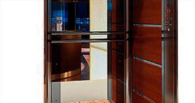 Asansörde tam güvenlik veriyor