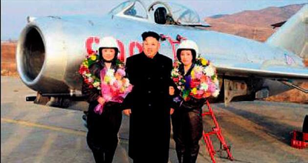 Kuzey Kore'de kadın açılımı devam ediyor