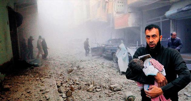 Şam rejimi 40 günde 527 sivili öldürdü