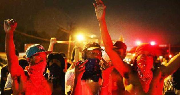 Ferguson isyanı Kara Cumaya sıçradı