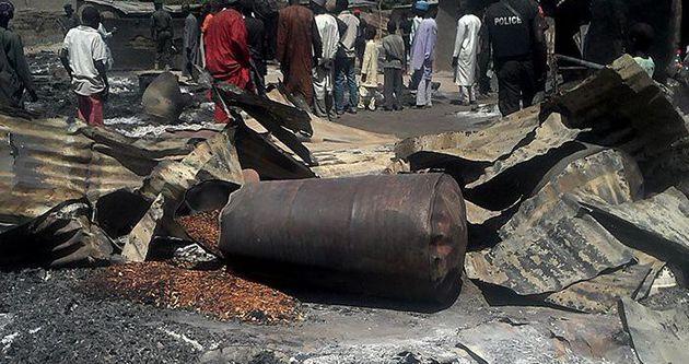 Kasım, Nijerya'da kanlı geçti
