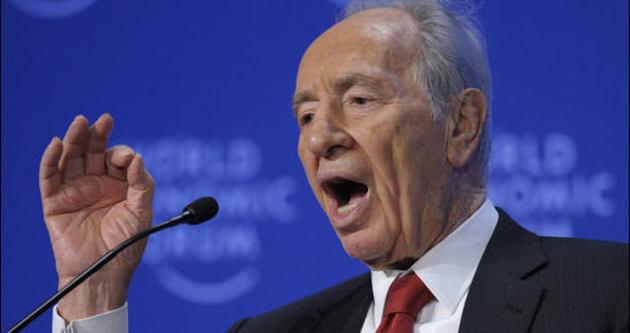 Peres'ten Yahudi Ulus Devleti'ne tepki