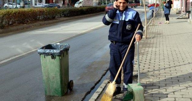 Ecrin'i havada tutan temizlik işçisi konuştu