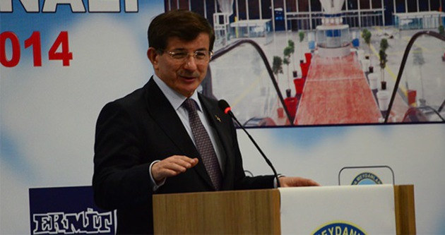 Davutoğlu yeni havaalanının adını açıkladı
