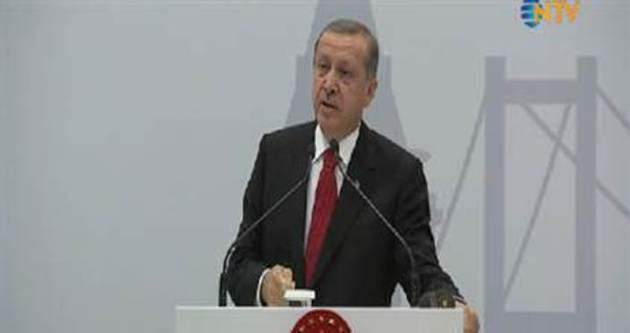 C.Başkanı Erdoğan'ın IŞİD yorumu