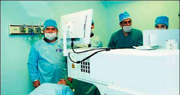 Karşıyaka'da göz ameliyatı artık basit