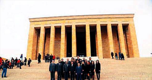 TÜGİAD, Başkent çıkarması yaptı