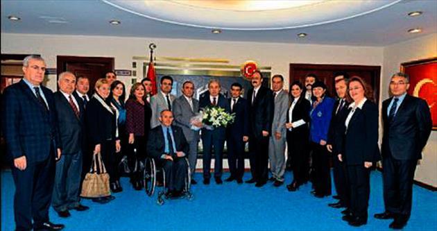Vali Büyük: Adana'nın ihtiyacı olan şey moral