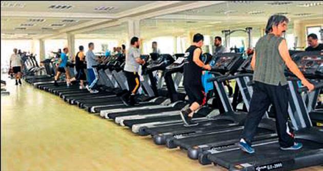 Spor merkezinden 2 bin kişi yararlanıyor