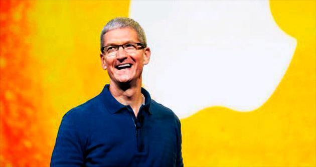 Dünya tarihinde böyle 'elma' yok