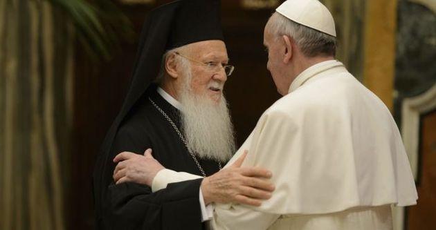 Papa Franciscus Aya Yorgi'de ayine katılacak