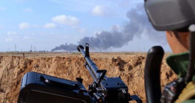 Peşmergeden IŞİD'e operasyon