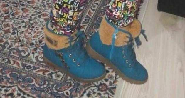 Bartın'da zehirli ayakkabı paniği