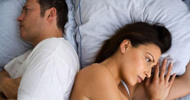 Kadınlar erkeklerden daha fazla uyku sorunu yaşıyor