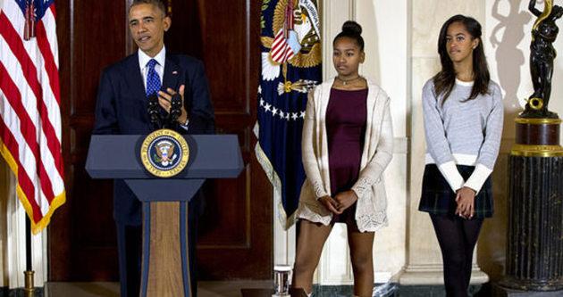 Obama'nın kızlarından özür diledi!