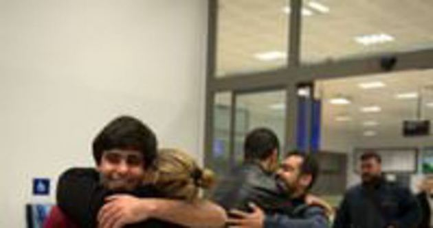 Libya'da alıkonulan Türkler serbest!