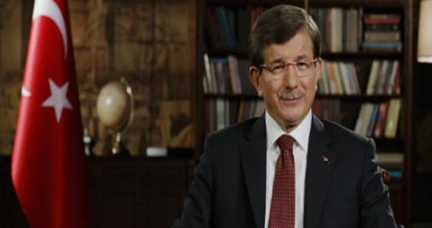 Davutoğlu yeni Türkiye'yi tanıttı