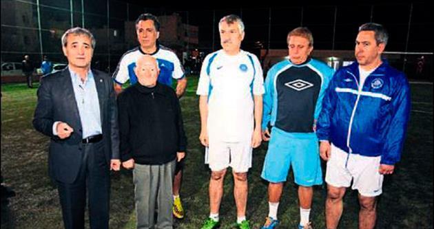 Ali Hoşfikirer anısına turnuva