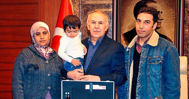 Gaziantepli Büşra yeniden duyacak