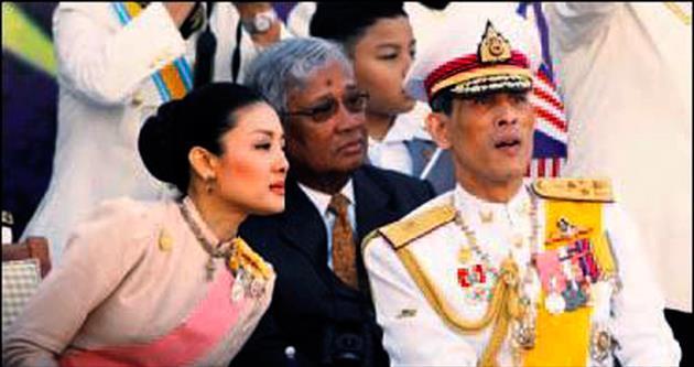 Tayland'da yolsuzluk skandalı