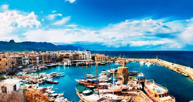 Kıbrıs'ta eğlence büyük, ekonomi küçük