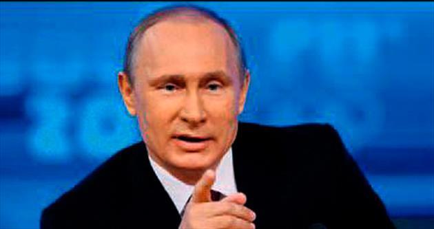 Putin'le 5 kritik konu masada
