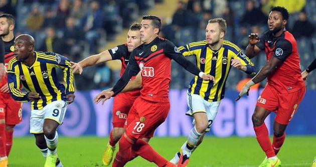Fenerbahçe penaltı rekoru kırdı
