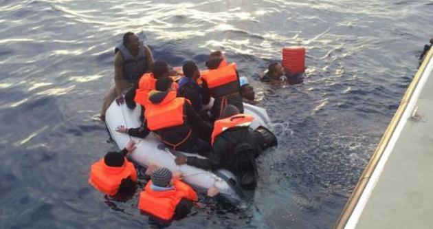 Yunan Sahil Güvenliği ölüme terk etti!