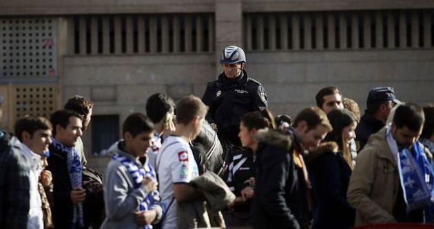 İspanya'da güvenlik tartışması!