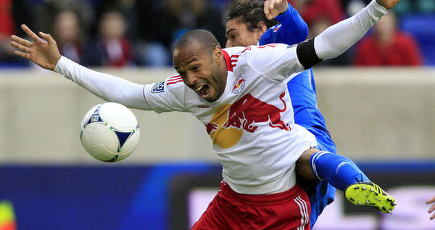 Henry, New York Red Bulls'tan ayrılıyor