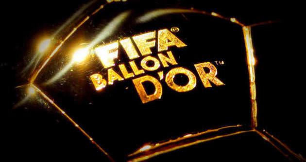 İşte FIFA Altın Top Ödülü adayları