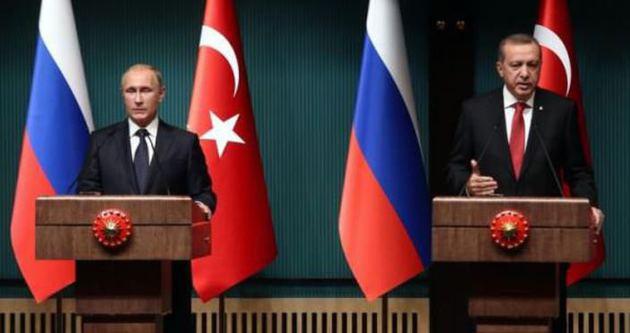 Putin üzerinden Esad'a gönderme
