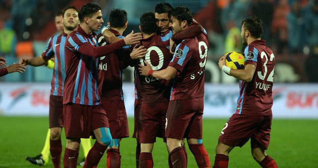 Trabzonspor'dan Gençler'e farklı tarife