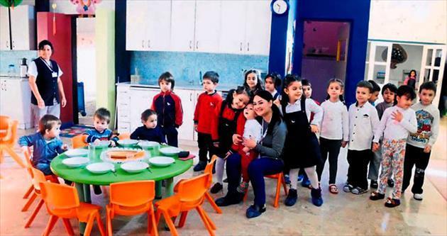 Öğrencilerin AYÇOV ziyareti