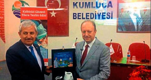 Kumluca'da kalp semineri yapıldı