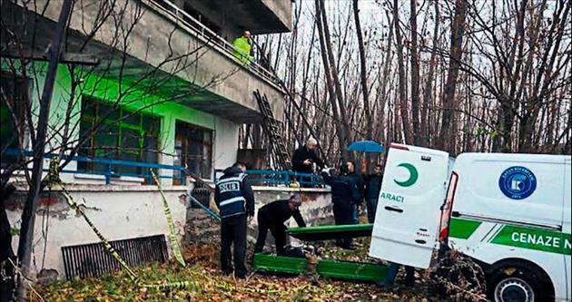 52 yaşındaki adam bağevinde intihar etti