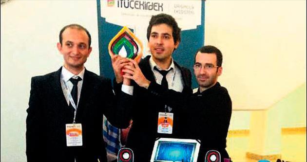 Akıllı oyuncak fikri 100 bin lira getirdi