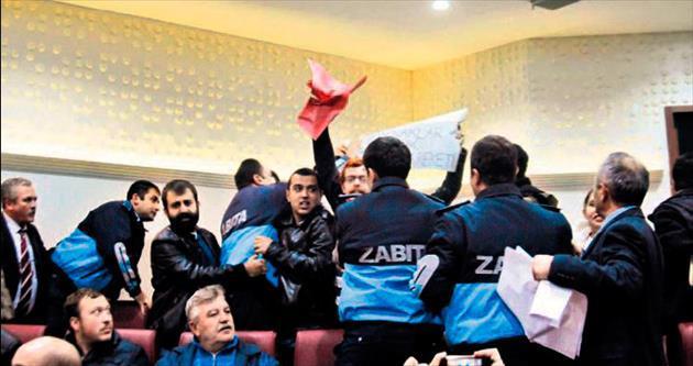 CHP'li başkan gazladı